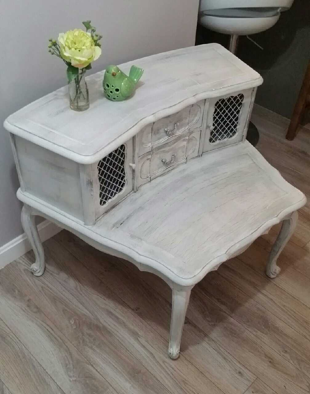 Letgo unique end or accent table in methuen ma for Cool accent tables