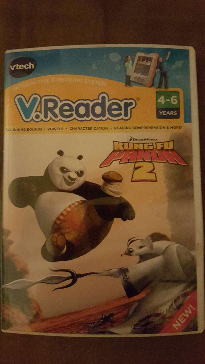 Letgo Vreader Kung Fu Panda 2 Game In Sylvan Lake Mi