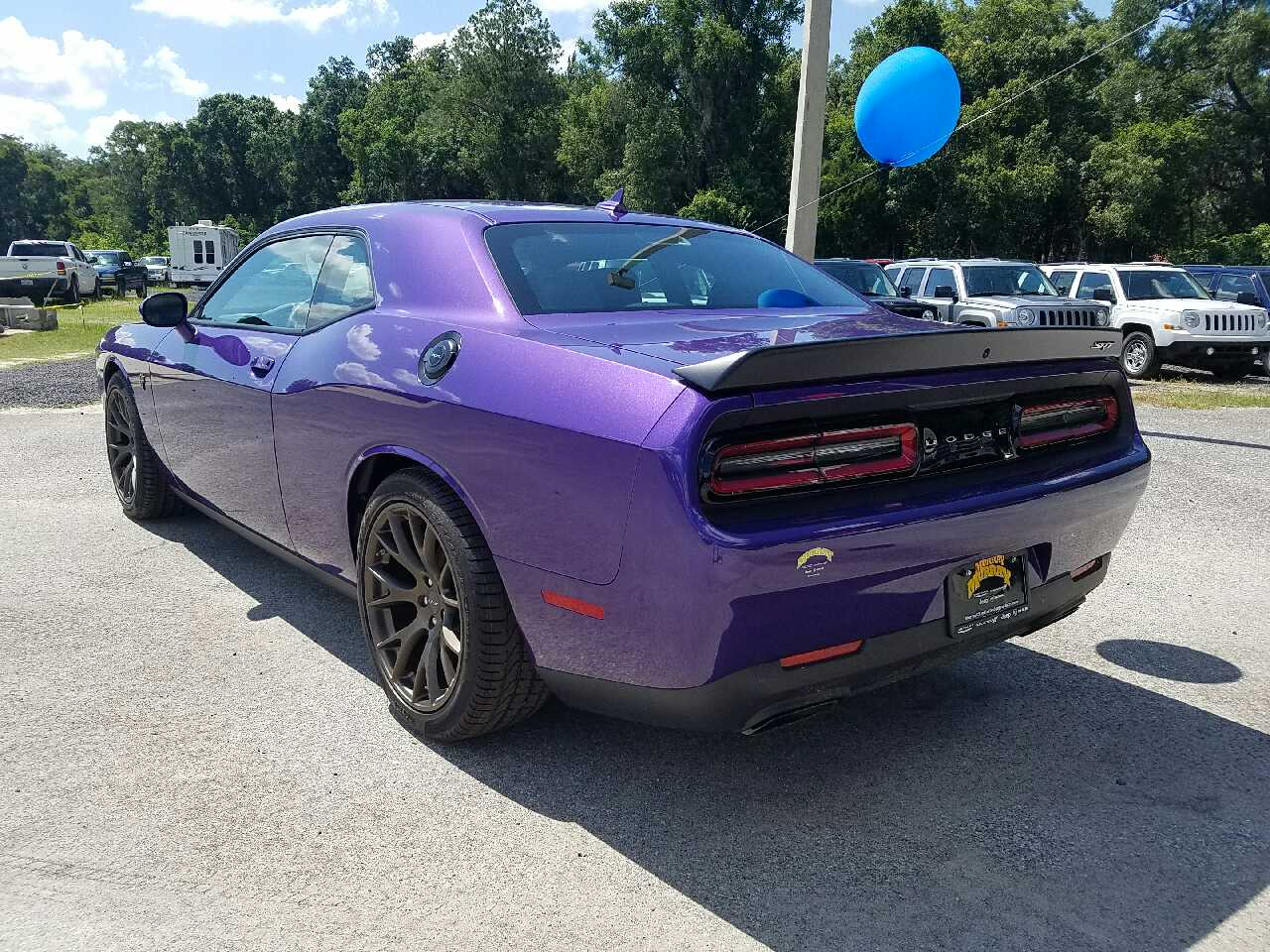 Starke (FL) United States  city pictures gallery : Home Florida Starke Cars and Motors 2016 Dodge Challenger Hellcat