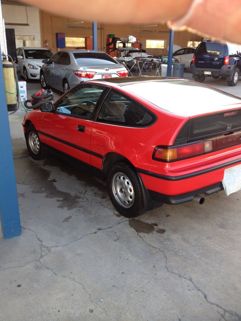 letgo red honda crx hatchback in lake san marcos ca