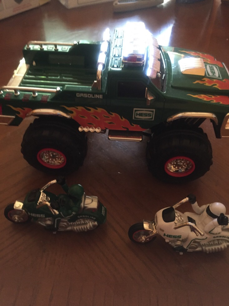 Green Monster Truck Toy : Letgo green red and black monster t in poughkeepsie ny