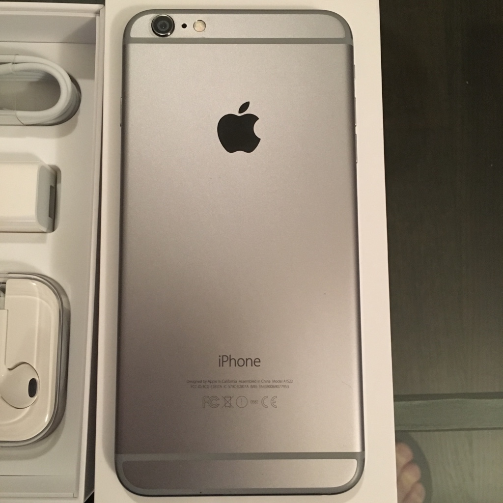 6 s iphone letgo iphone 6 plus 64gb space grey ver in new york ny 10017