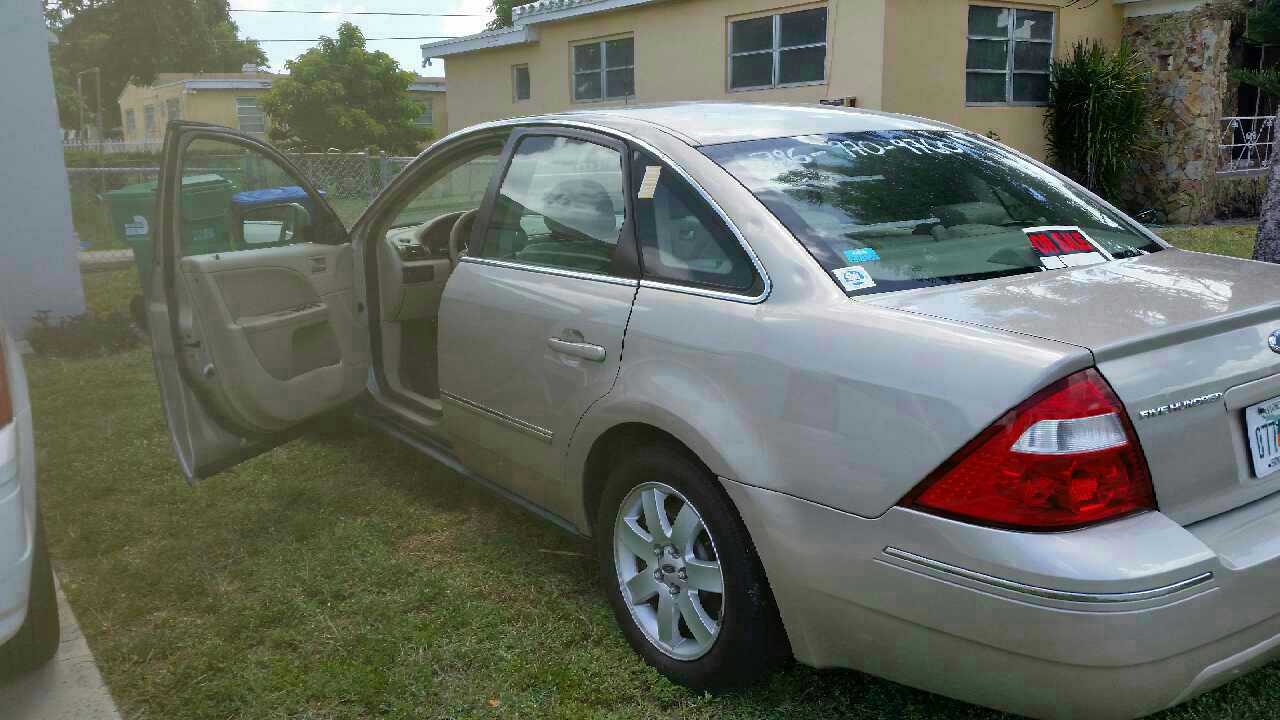 Letgo ford five hundred limited edition in brickell fl for Brickell motors used cars