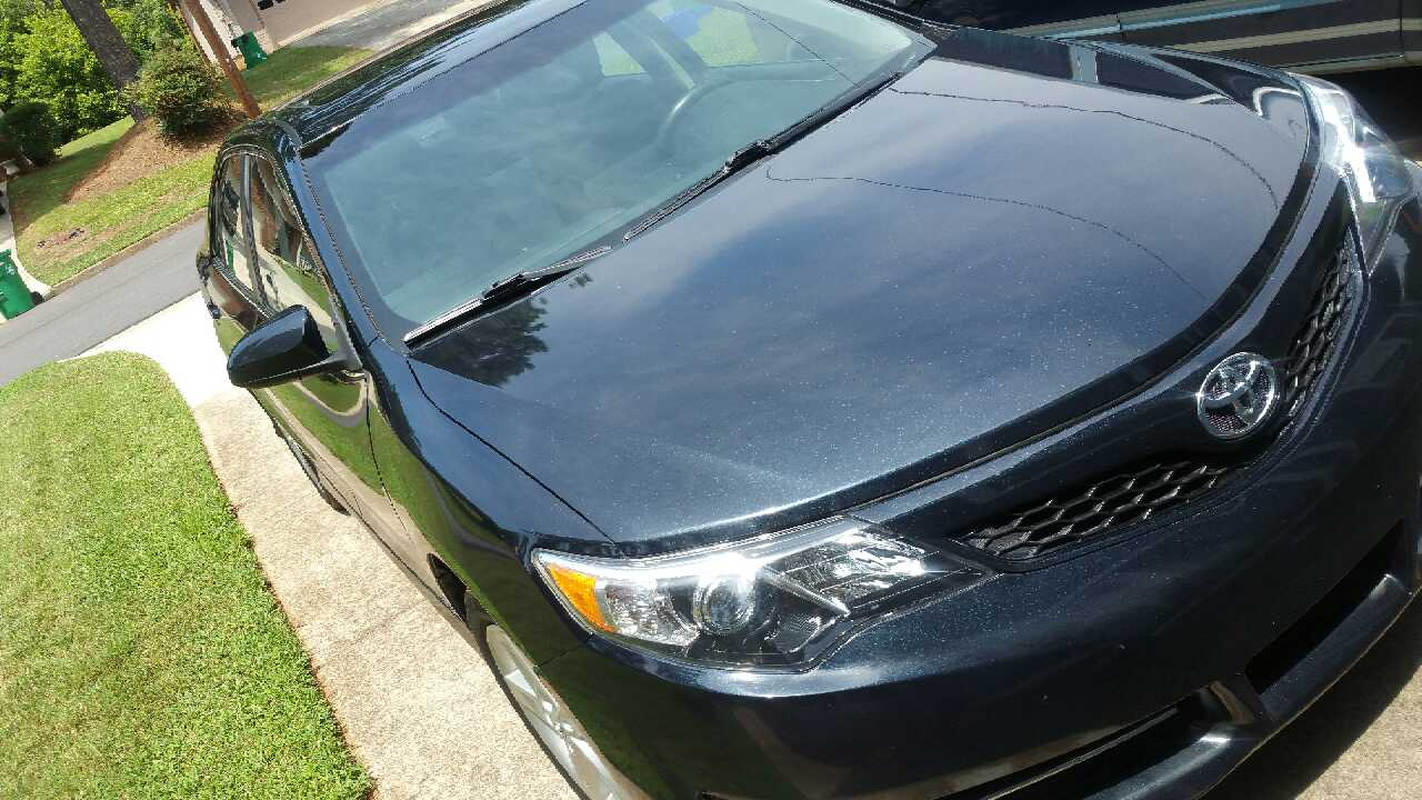 letgo black toyota camry in Sandy Springs GA