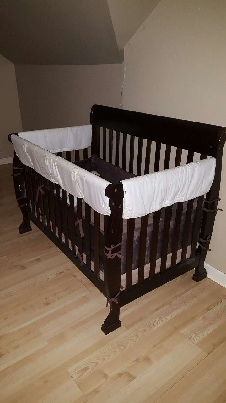 Used crib for sale in nj - Teething Covers For Crib