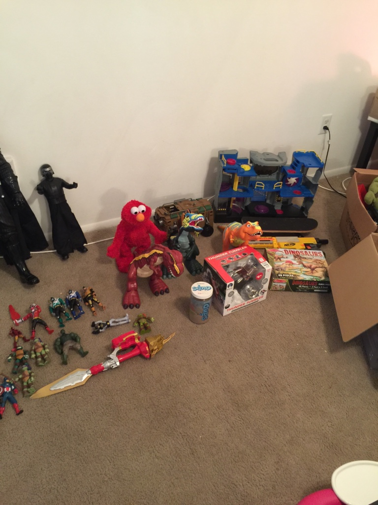 Gently Used Toys : Letgo boxes of gently used toys in jacksonville fl