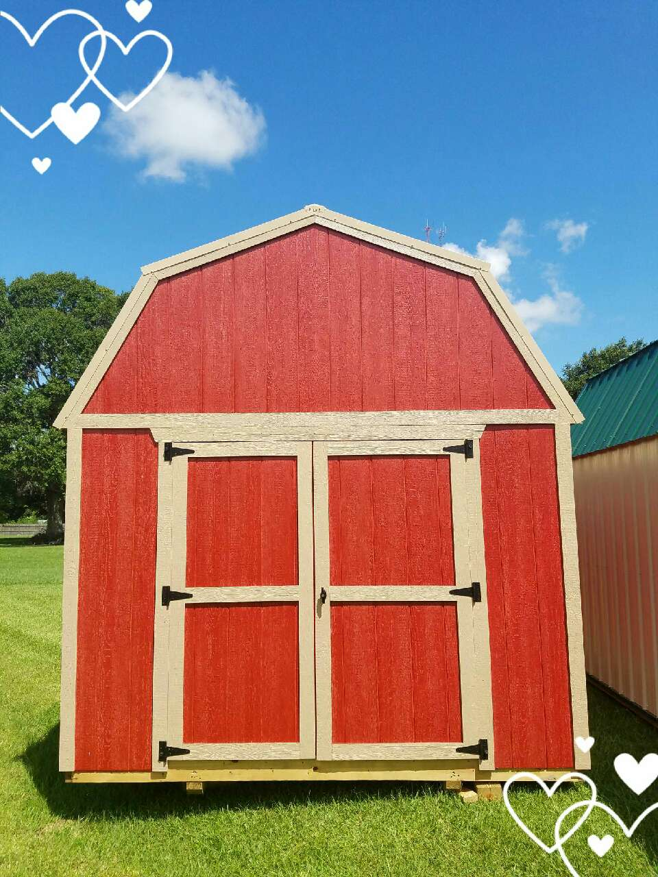 Letgo need dry space we are doing 20 in lafayette la for Down payment to build a house