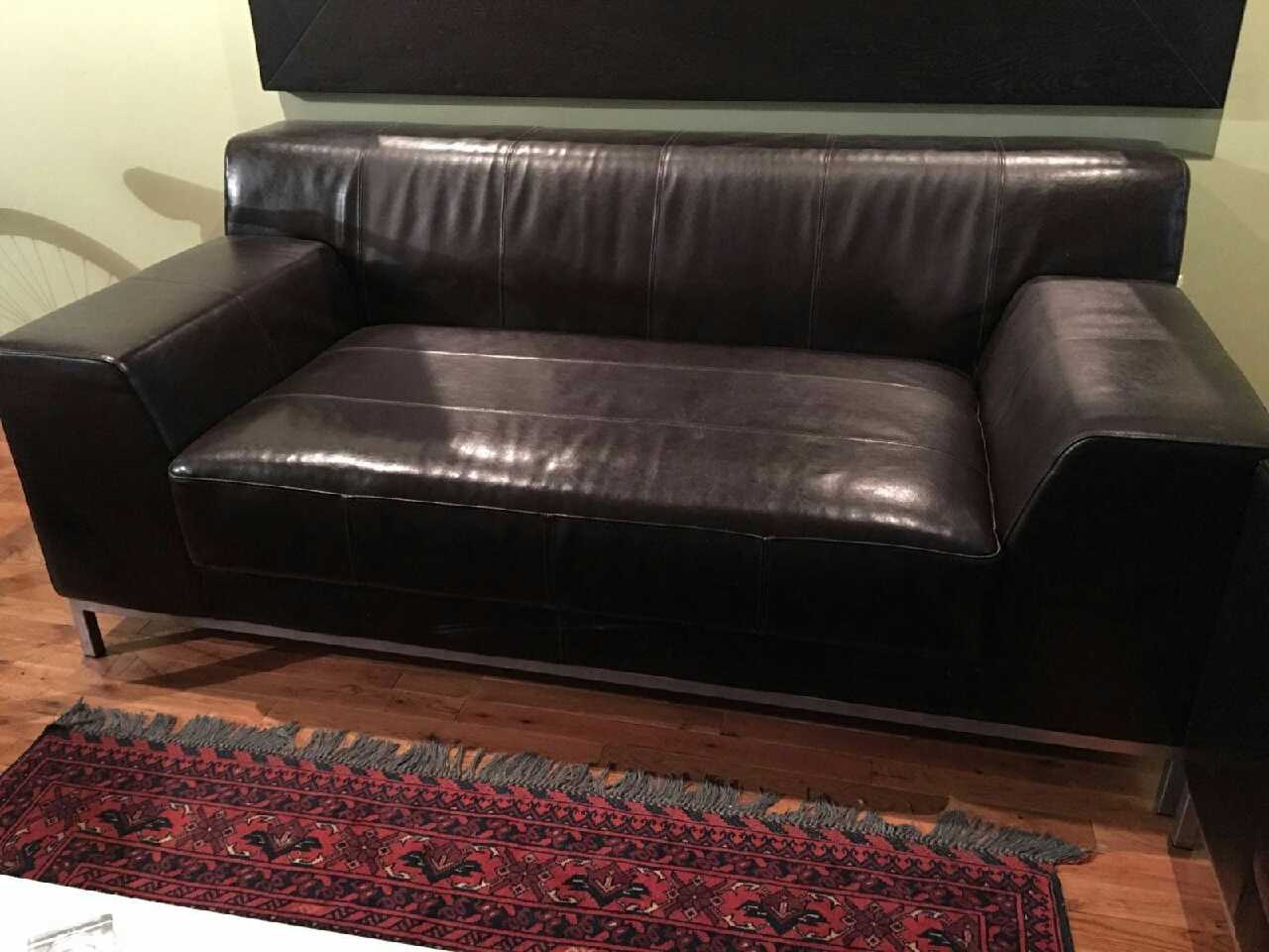 letgo   Sofa and Love Seat from IKEA  in Commerce Bank, PA
