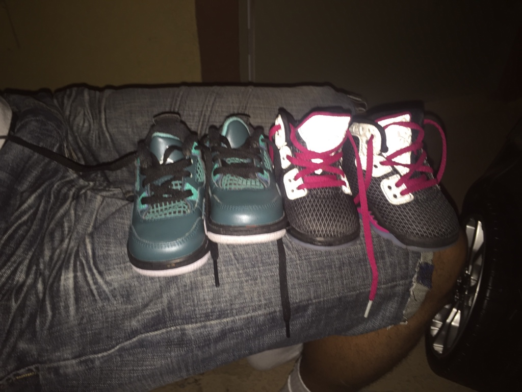 letgo More baby shoes 4c in College Park NV