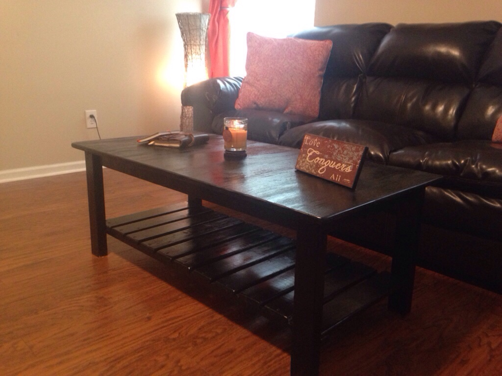 Letgo Handcrafted Coffee Table In James Island Sc