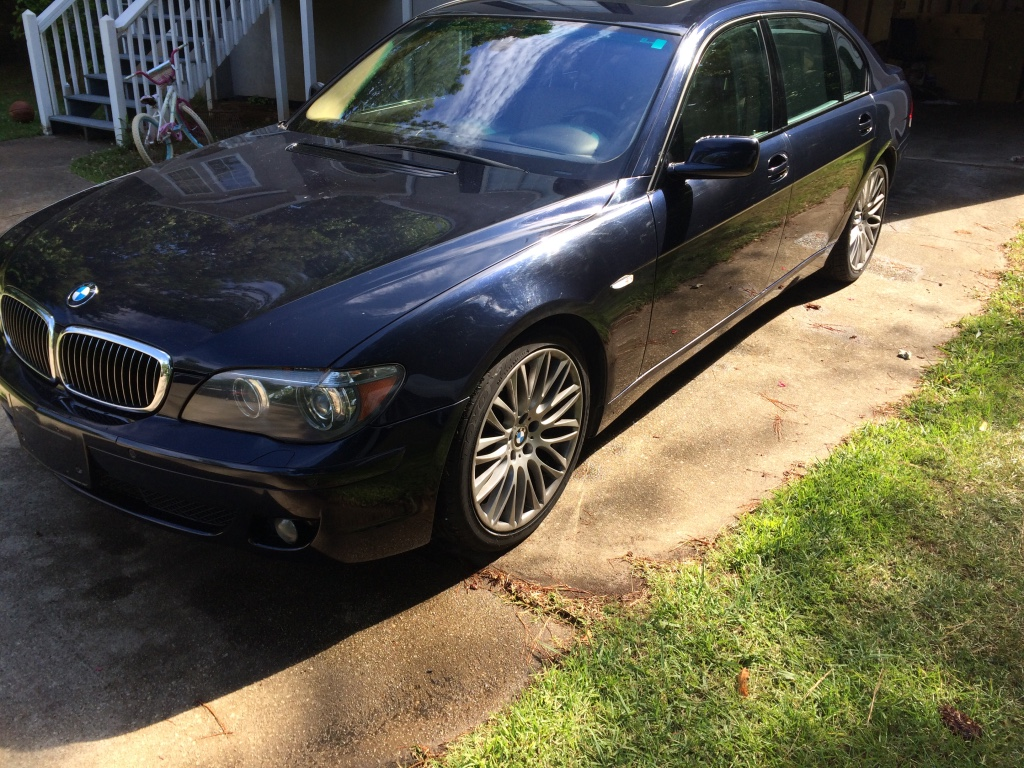 letgo 2007 bmw 750li leasing in lithia springs ga. Black Bedroom Furniture Sets. Home Design Ideas