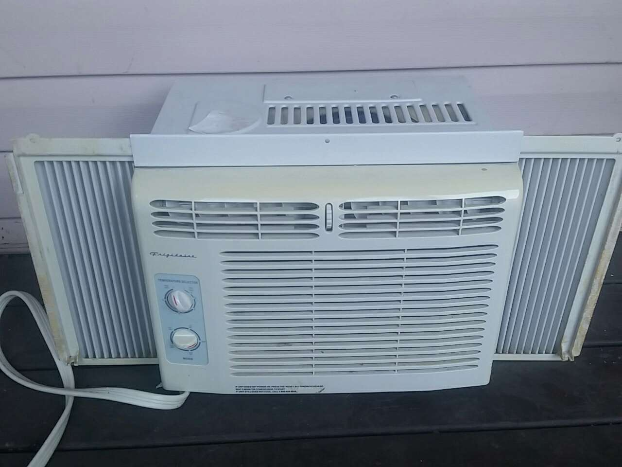 Pennsylvania Brackenridge Other Frigid Aire Window Air Conditioner #3F4F5D