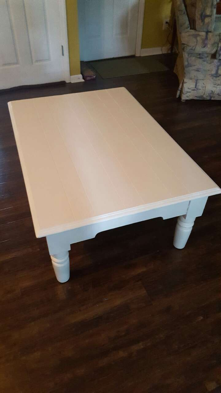 Letgo Upcycled White Painted C In Barrett Parkway Ga