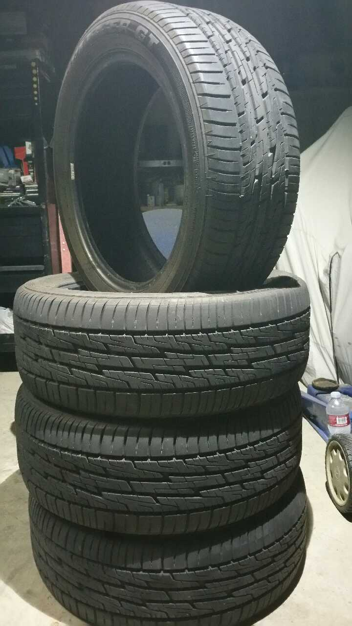Gt Charger: 225 / 50 R 17 Kelly Charger Gt $200 In Macdona, TX
