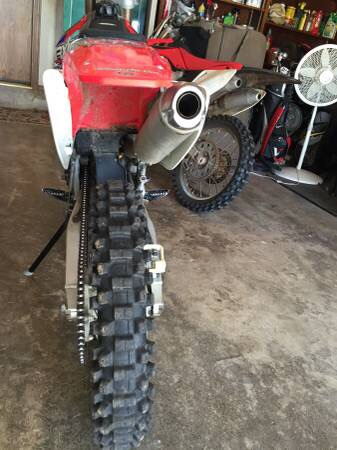 Letgo 05 crf250r in bethany ok for T and d motors bethany ok