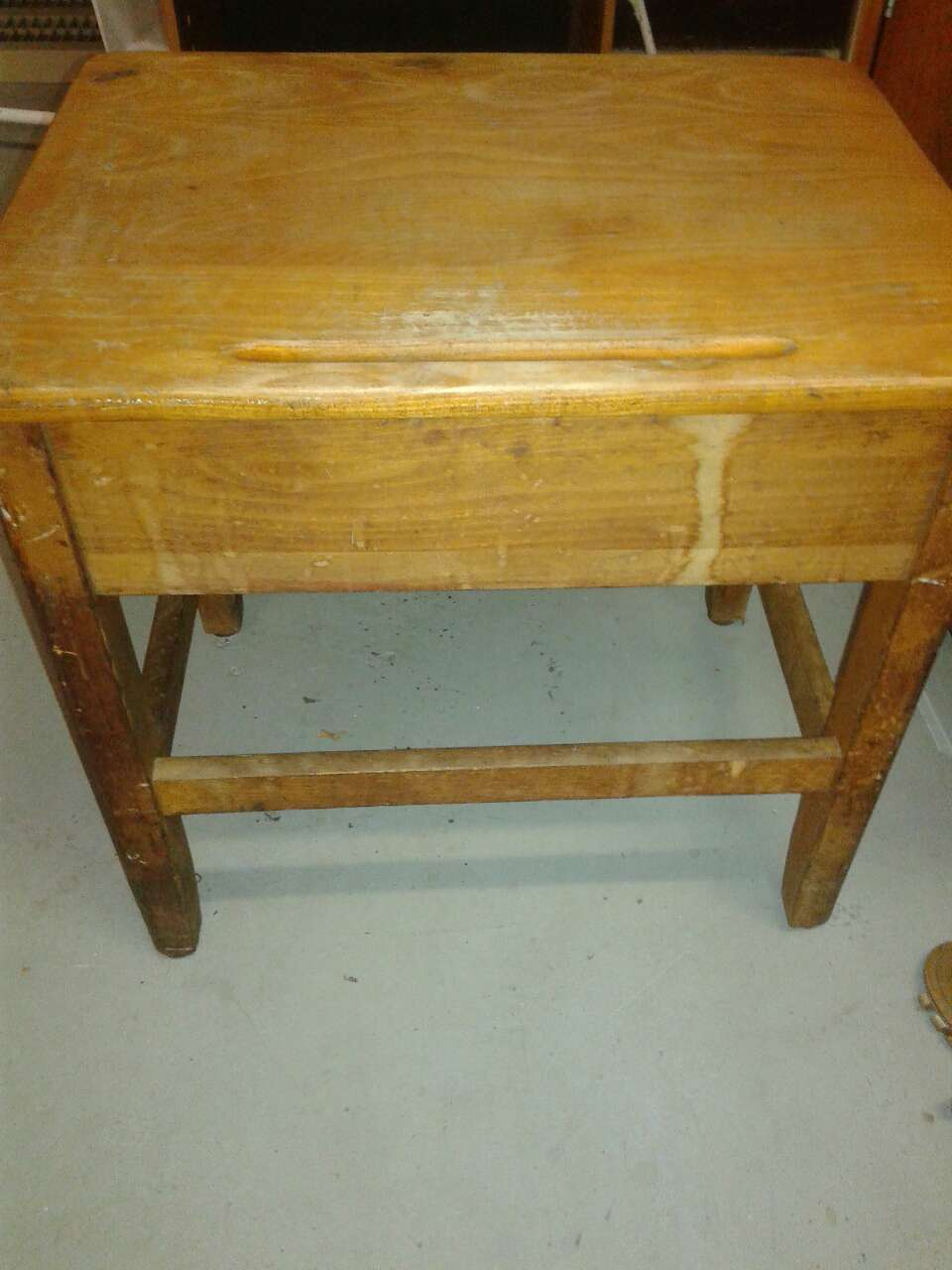 Letgo Boys Wooden Work Bench In South Daytona Fl