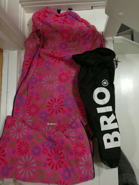 Brio vognpose i fleece