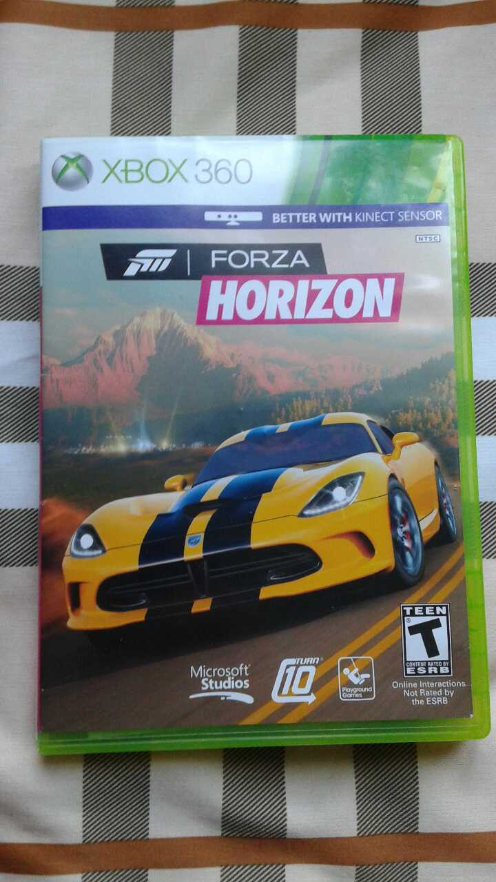 letgo forza horizon 2 xbox 360 in spring hill tn. Black Bedroom Furniture Sets. Home Design Ideas