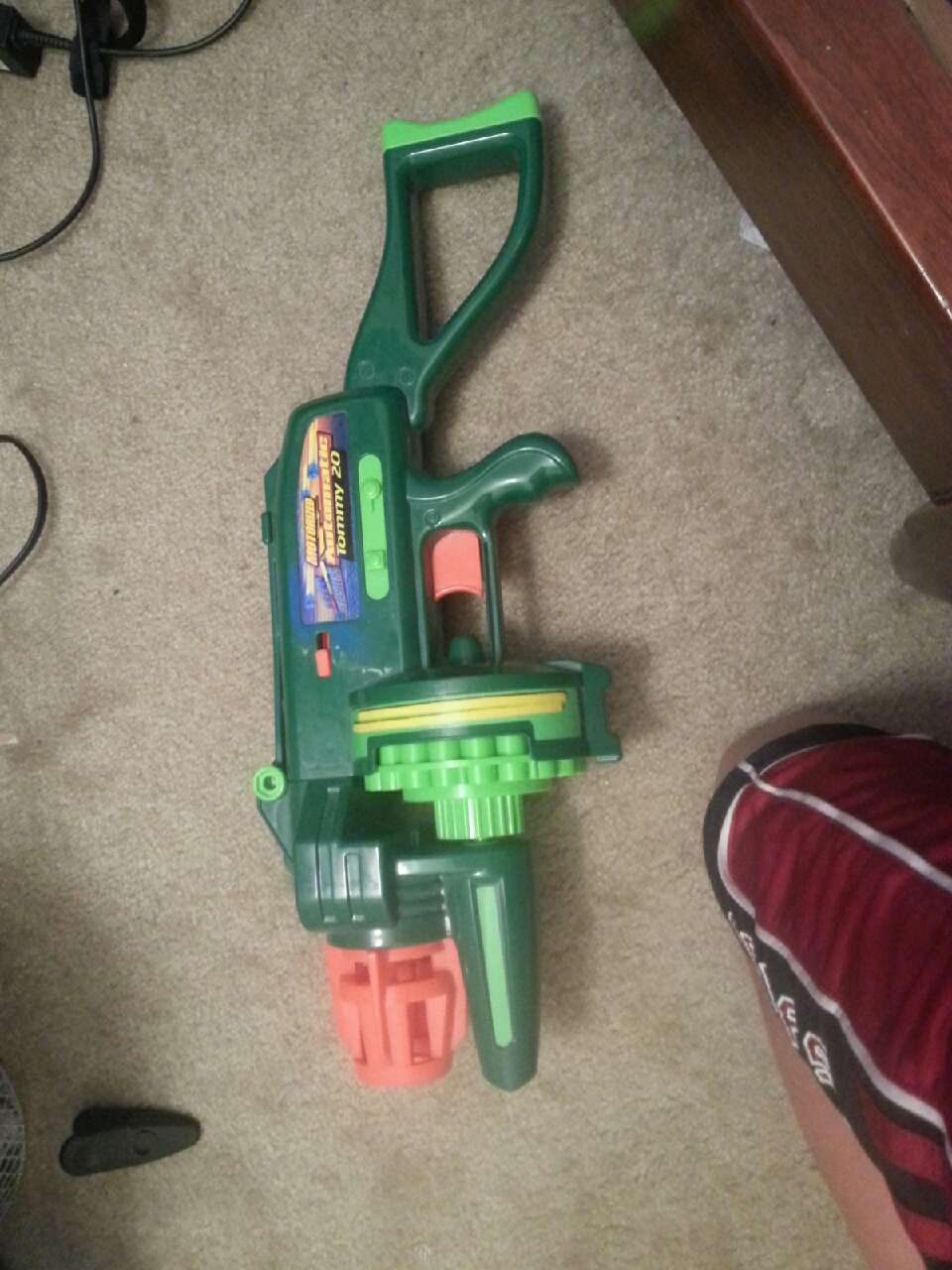machine nerf guns