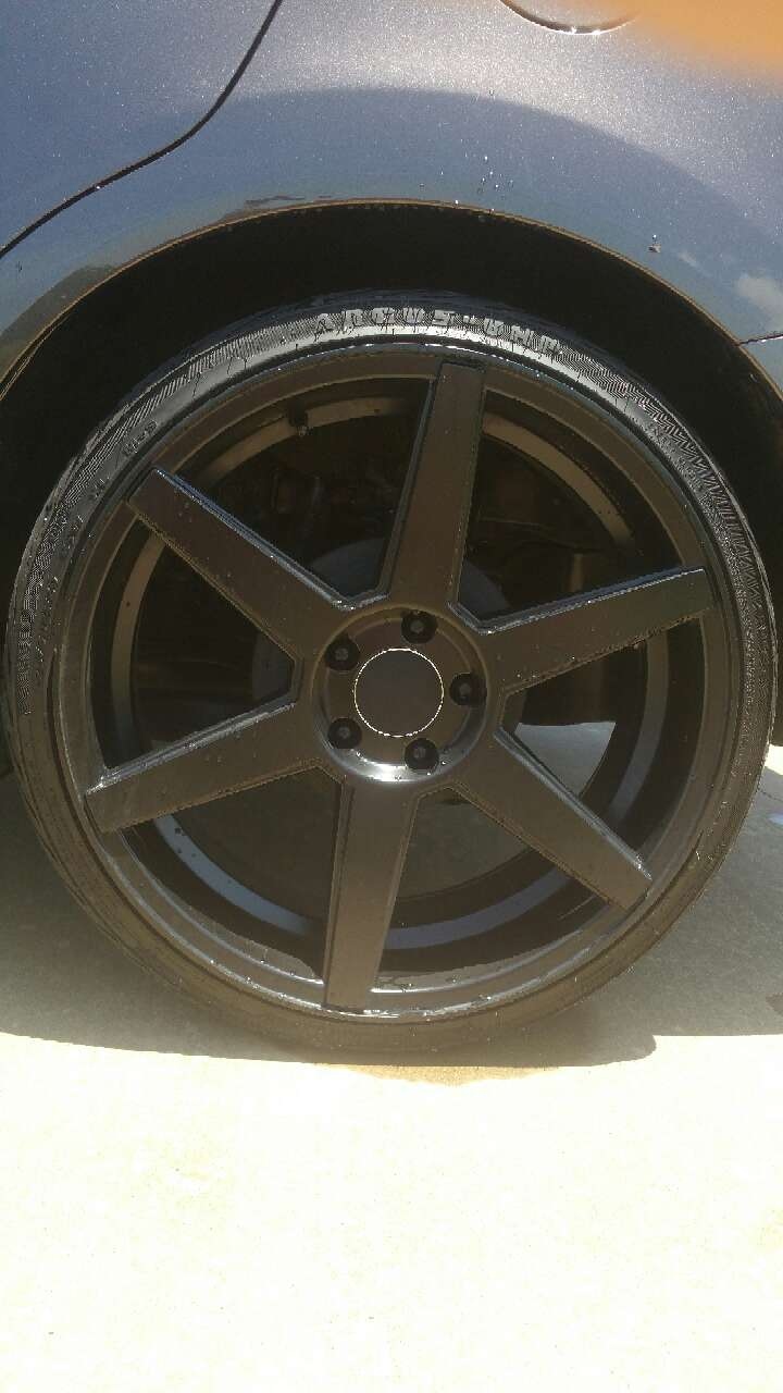 20 Inch Rims 20 Inch Rims With 33 Inch Tires