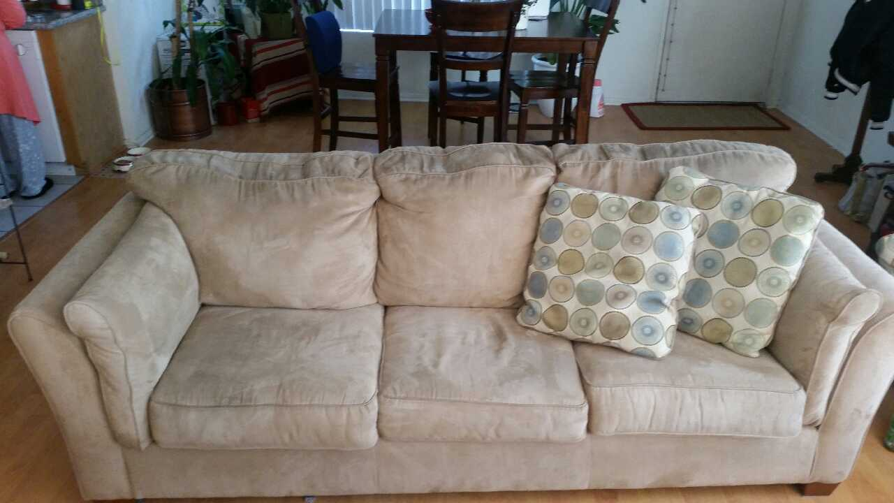 Letgo Sofa Set Love Seat And Sofa Bed In Encino Ca