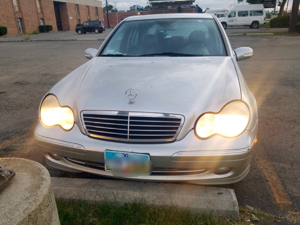 Letgo 2002 mercedes benz c320 in westerville oh for Mercedes benz ohio