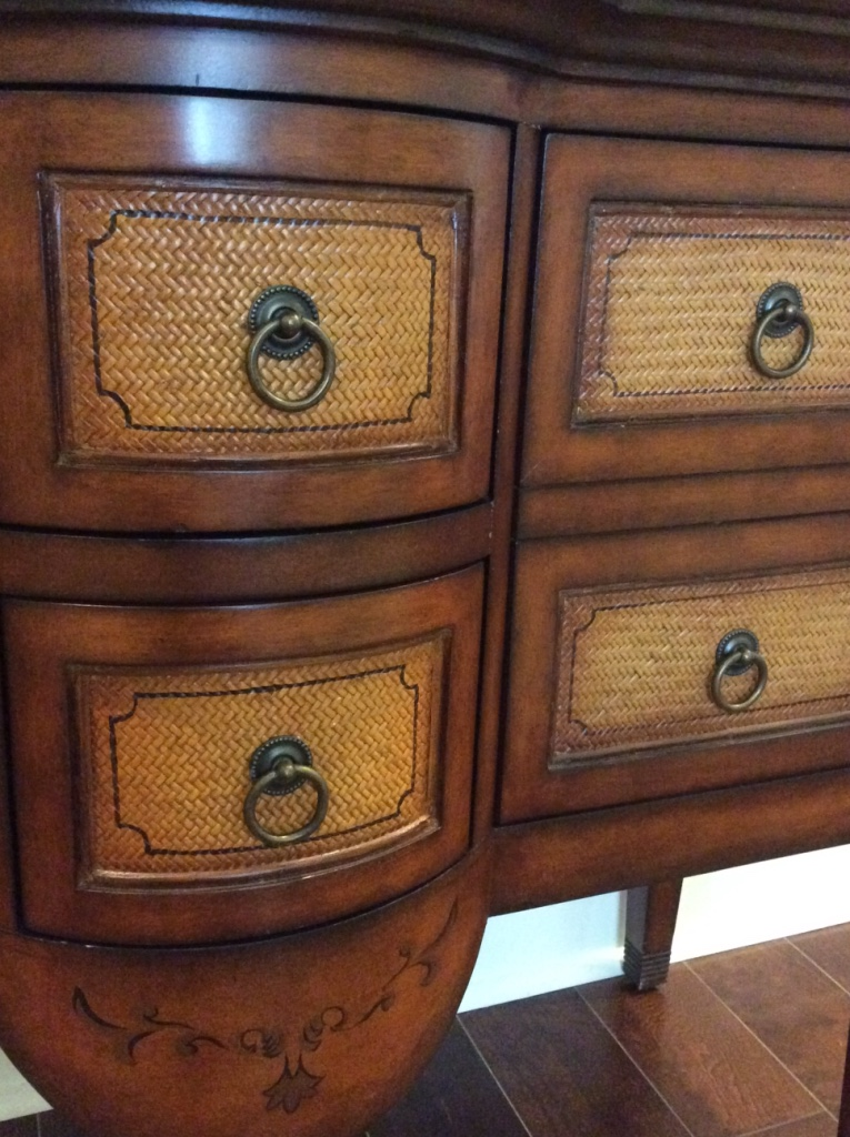 Foyer Storage Chest : Letgo tommy bahama style accent foyer ta in wingate nc