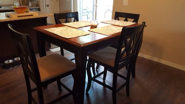 home colorado colorado springs other pub style dining table set