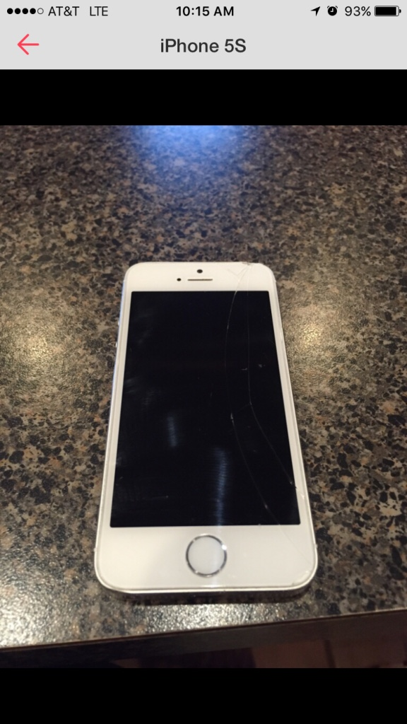 6 s iphone letgo unlocked iphone 5s in new york ny 10017