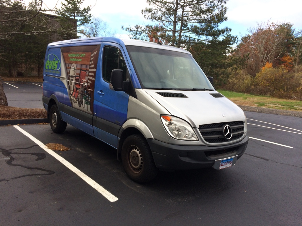 Letgo 2010 mercedes benz sprinter cargo in brockton ma for 2010 mercedes benz 2500