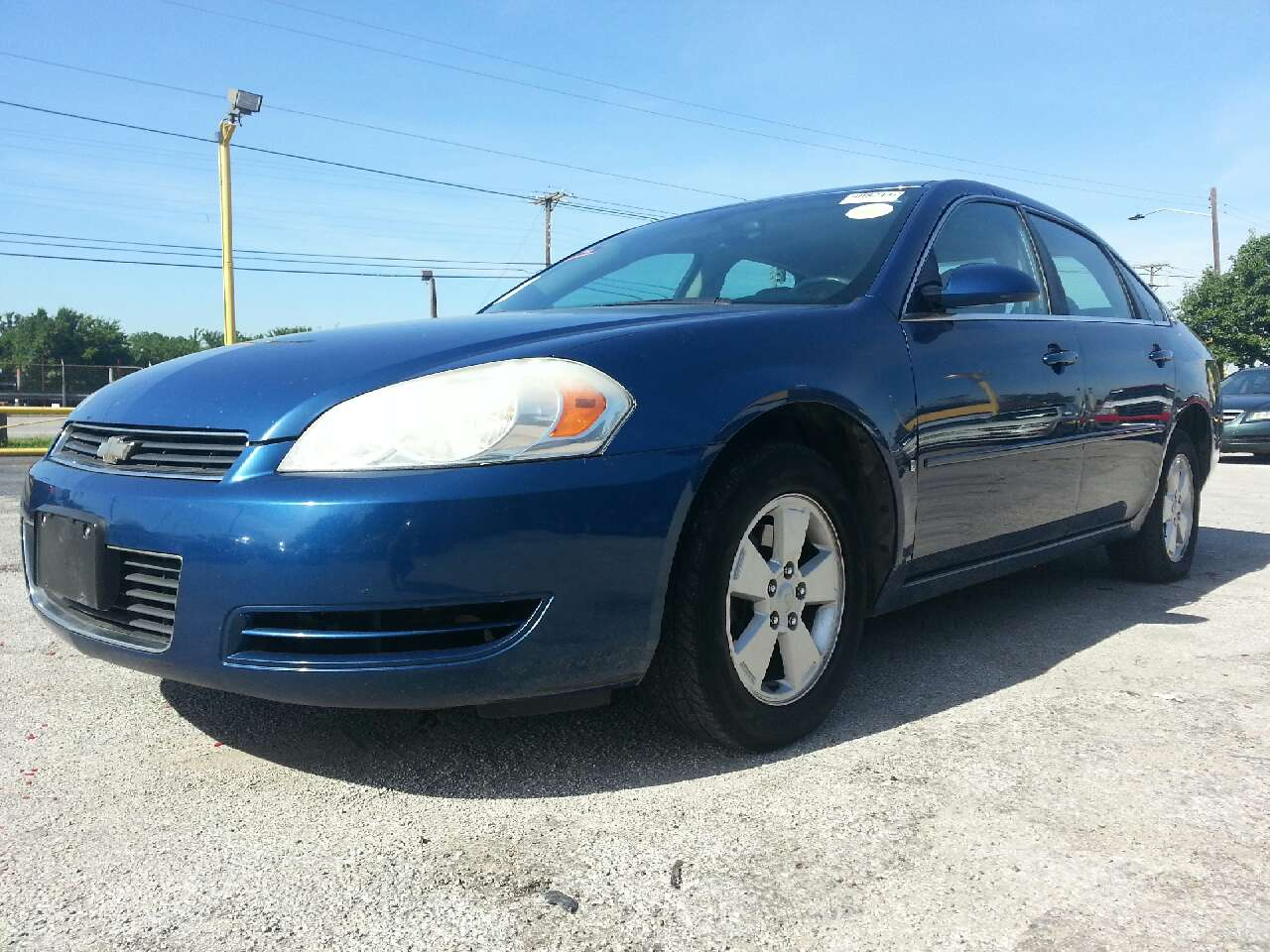 letgo 2006 chevy impala lt in grand prairie tx. Black Bedroom Furniture Sets. Home Design Ideas