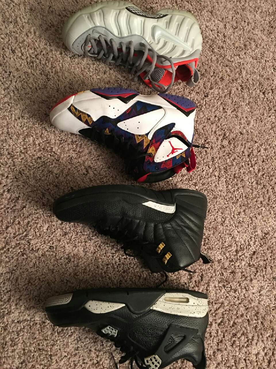 J's all size 10