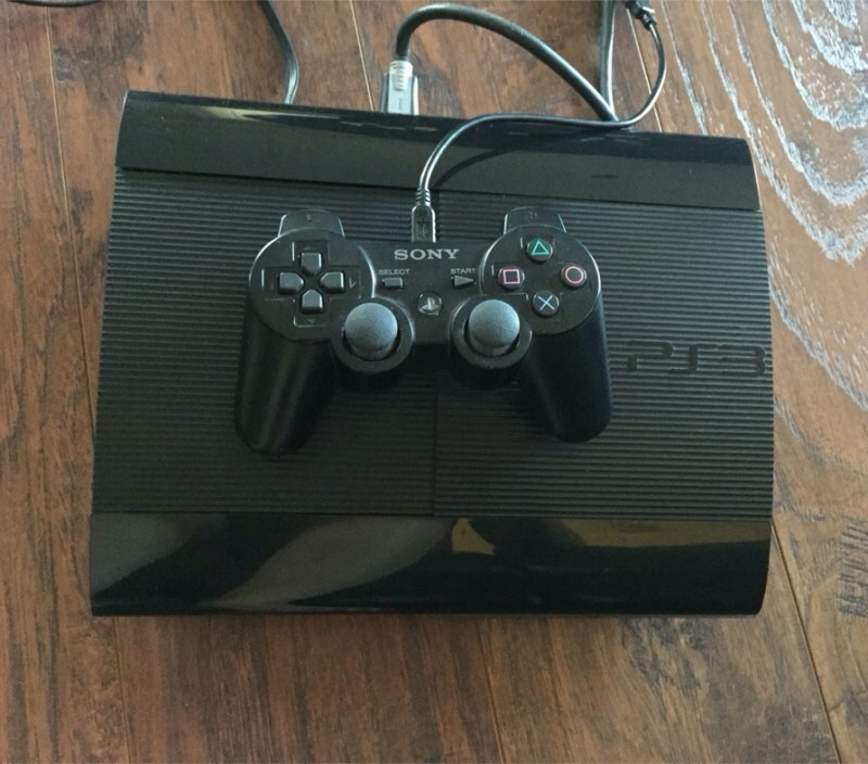 Sonora (TX) United States  city photos gallery : Home Texas Sonora Sports, Leisure and Games Black Sony Dualshock 3 ...