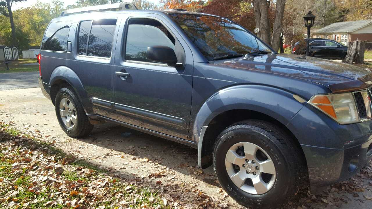 Used Nissan Pathfinder For Sale Charlotte Nc Page 2