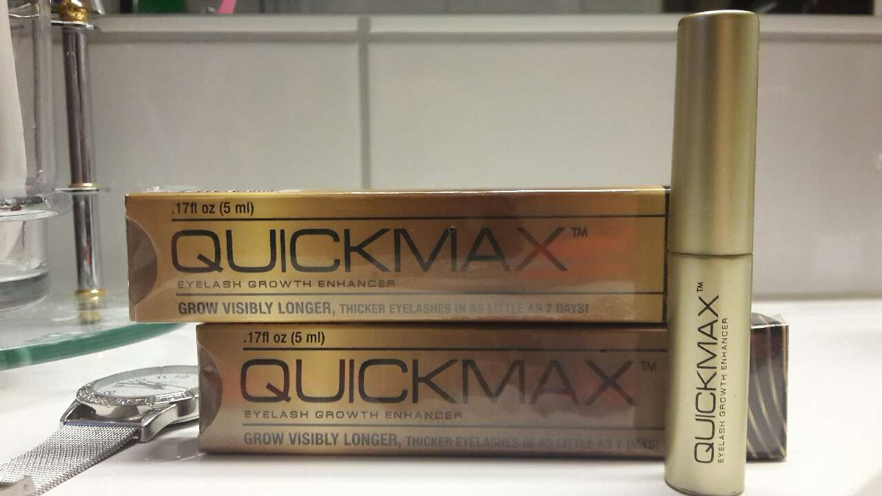 quickmax øyevipper vekst enhancer