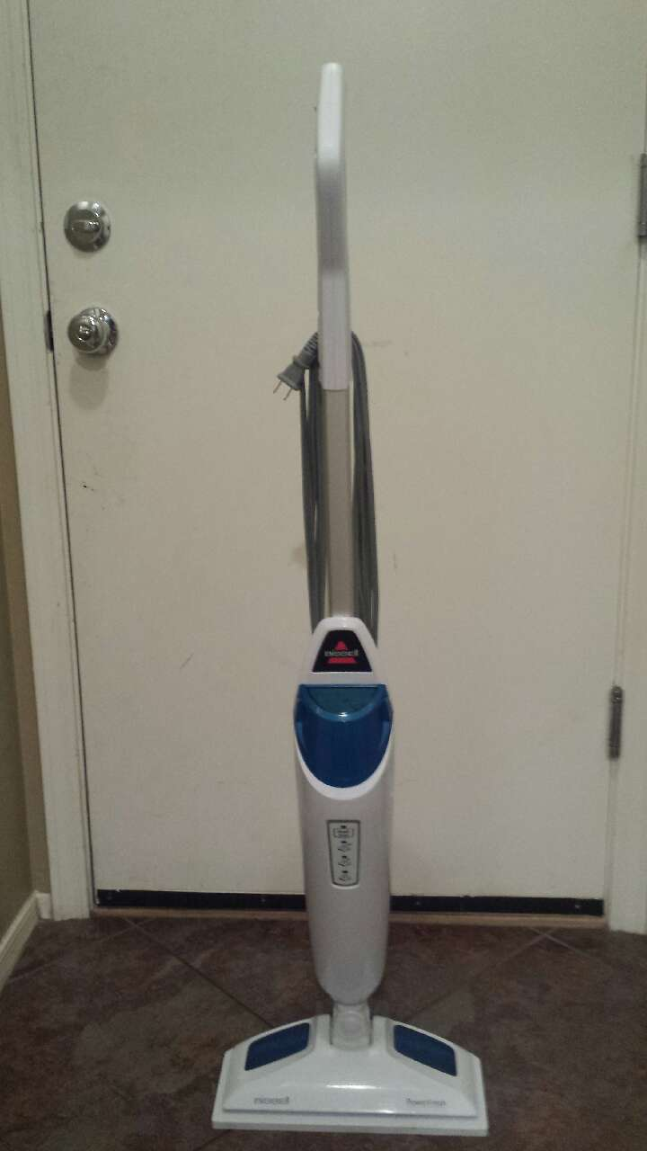 Letgo bissell powerfresh steam mop hard f in higley az for Bissell powerfresh steam mop