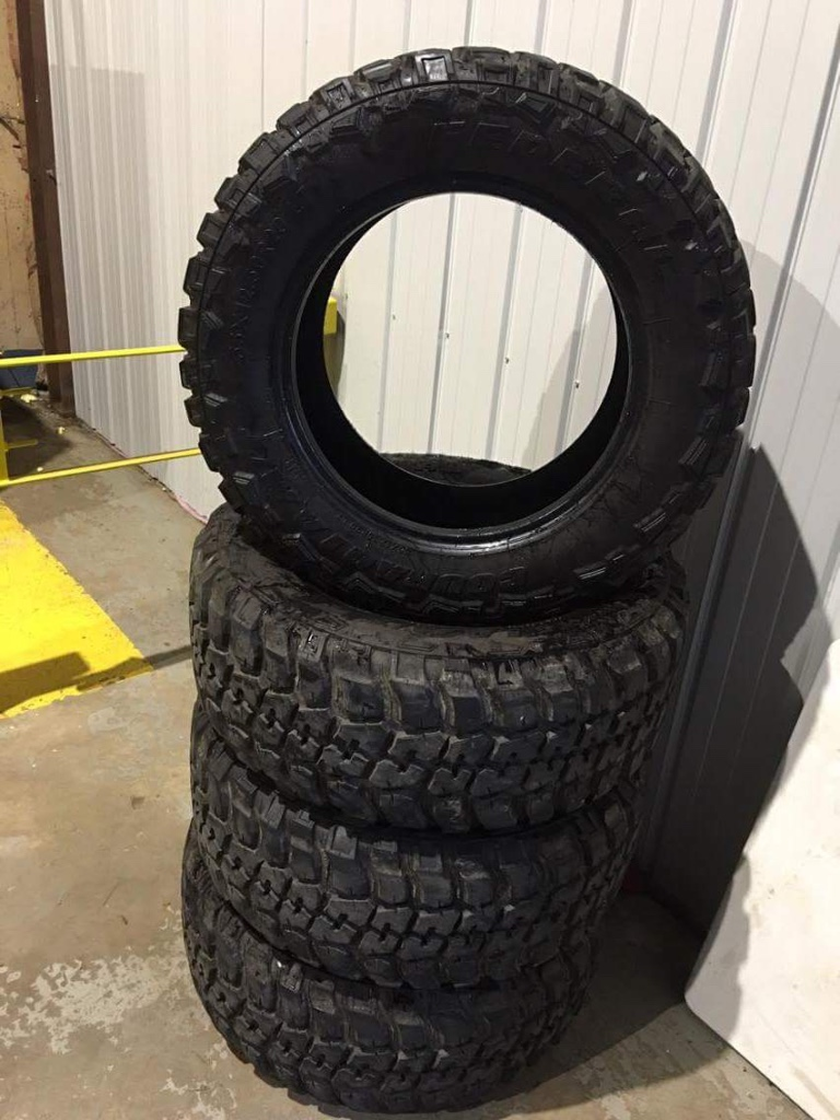 letgo Federal MT tires Less than 1 000 in Chicago IL
