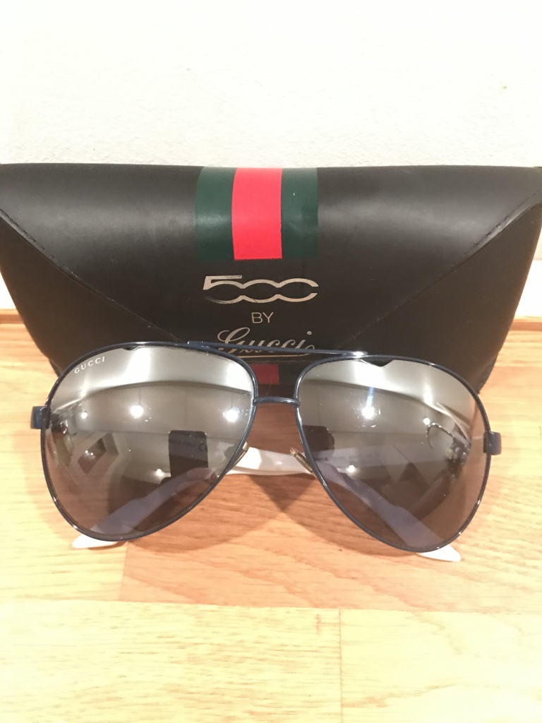 Gucci limited edition solbriller selges