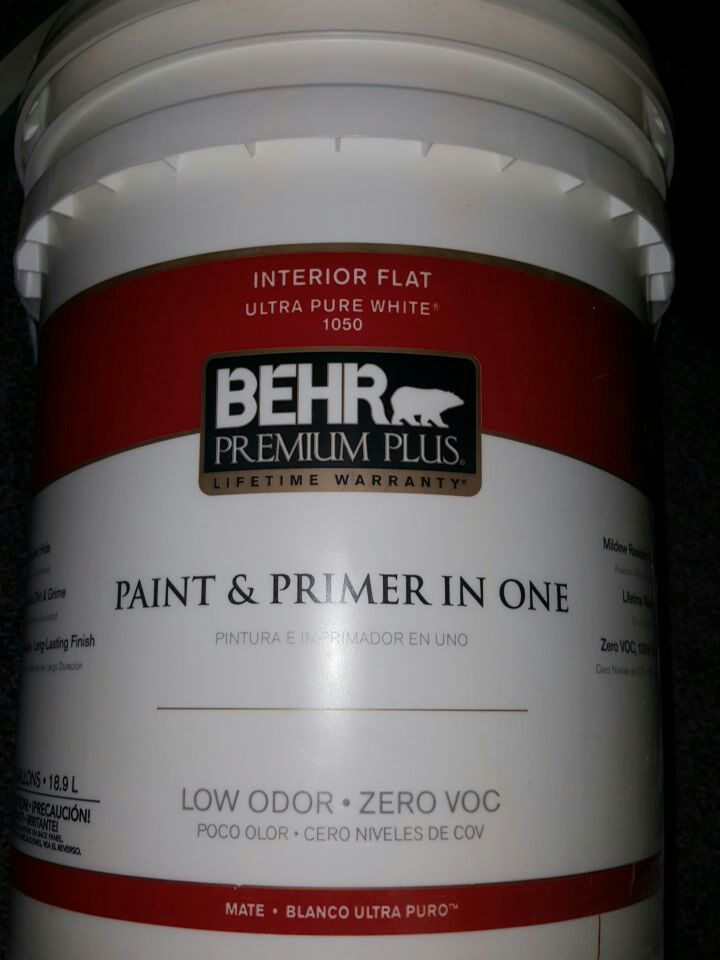 Letgo Behr 5 Gallon Paint And P In South Hackensack Nj