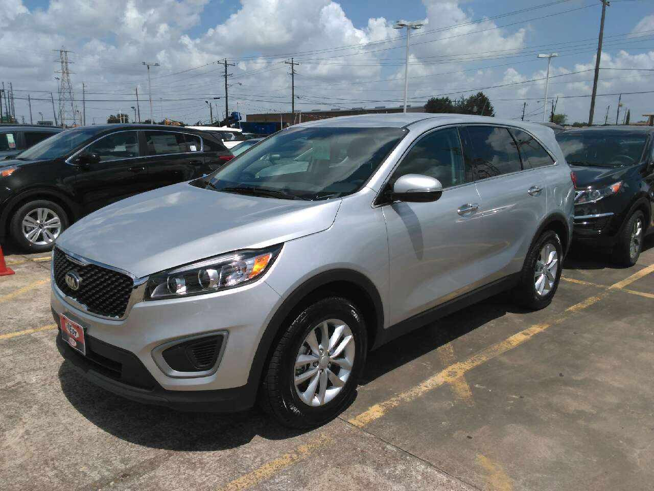 Letgo 2016 Kia Sorento In South Houston Tx