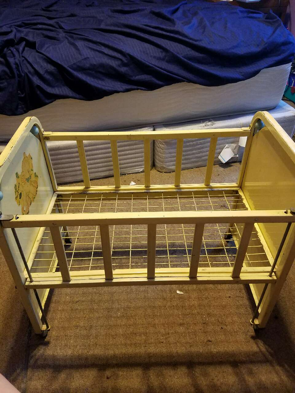Used crib for sale in nj - Doll Cribhelmetta Nj