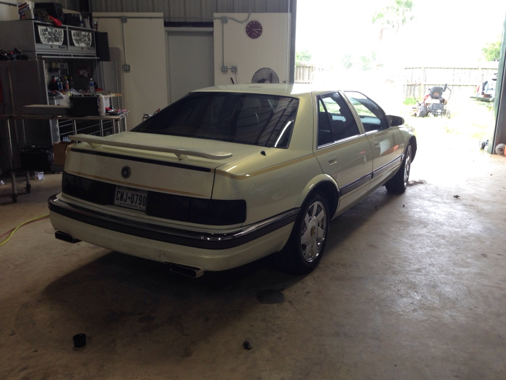 Sealy (TX) United States  City new picture : Home Texas Sealy Cars and Motors 1992 Cadillac Seville