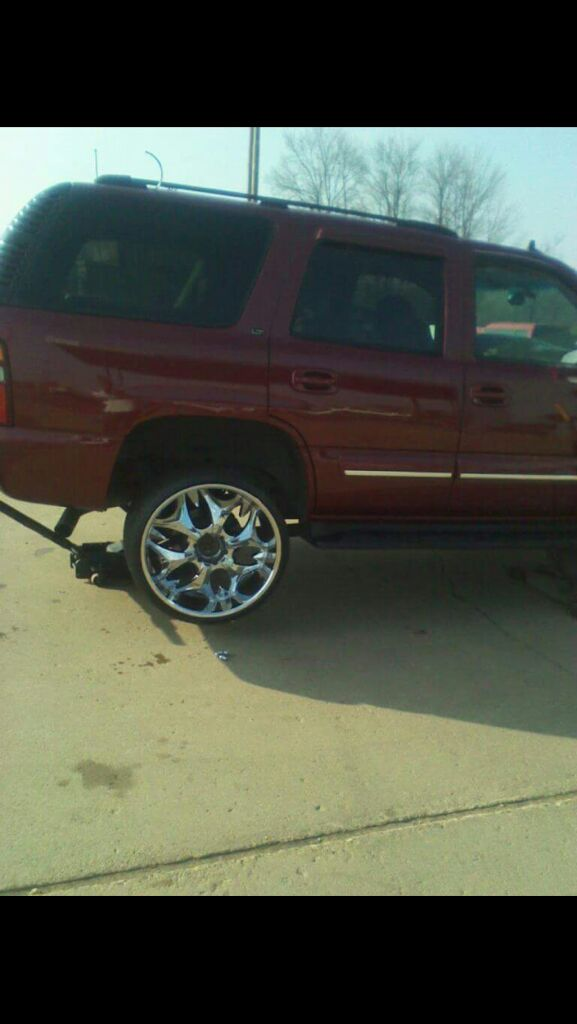 Letgo 24 Inch Rims With Tires In Albion Mi