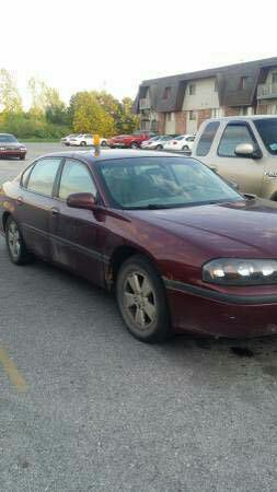 Letgo 2002 impala in shepherd mi Shepherds motors