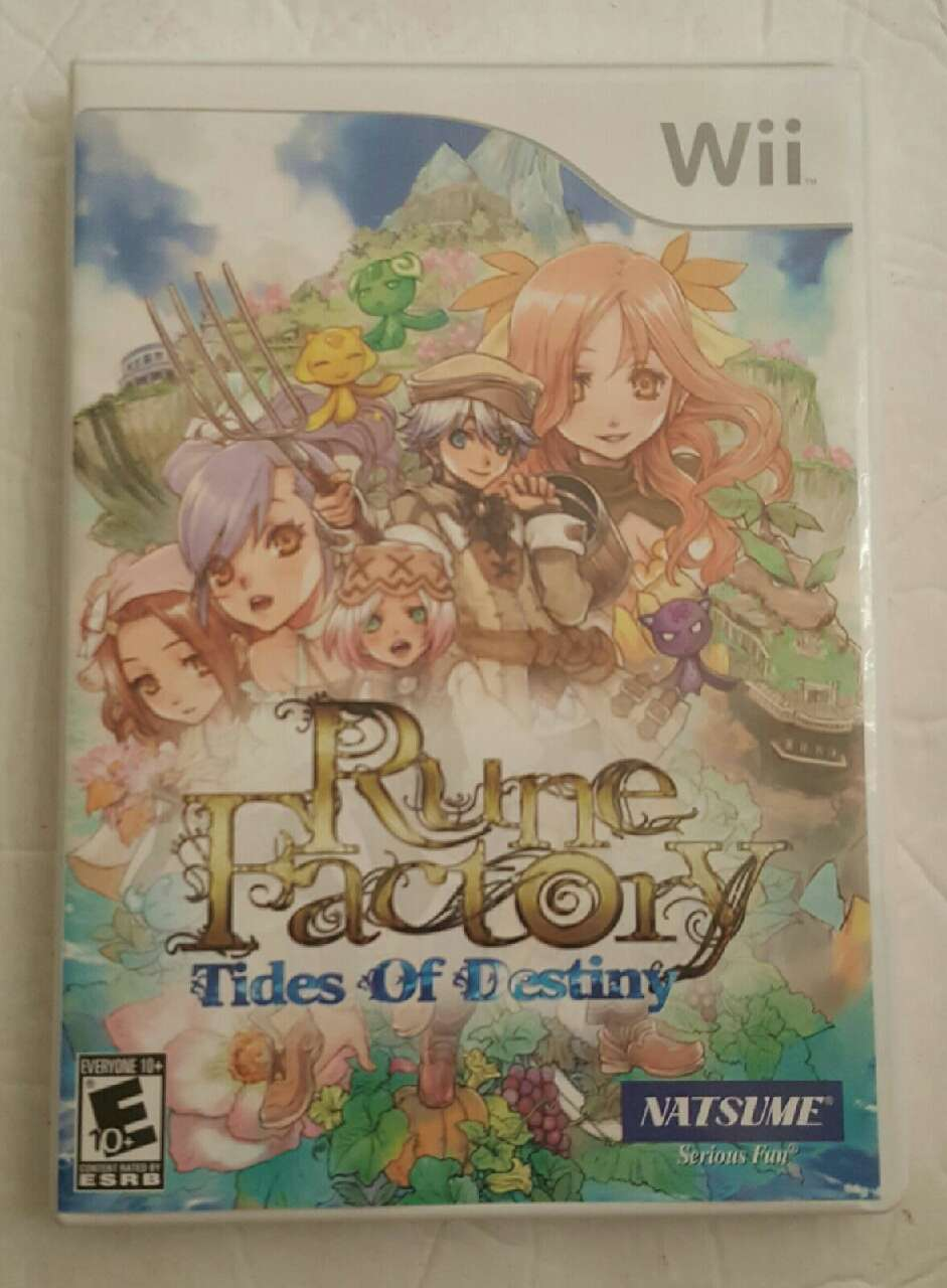 used stuff for in orland park il letgo page 31 rune factory tides of destiny wii