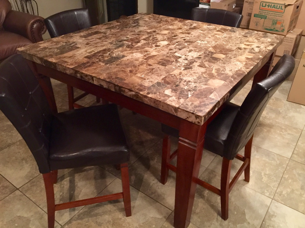 letgo MARBLE DINING ROOM TABLE in Paradise Valley AZ : 64b3324a467bf65f904f553d3a210d36 from us.letgo.com size 1024 x 768 jpeg 281kB