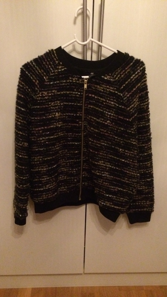 Hm Cardigan Str small