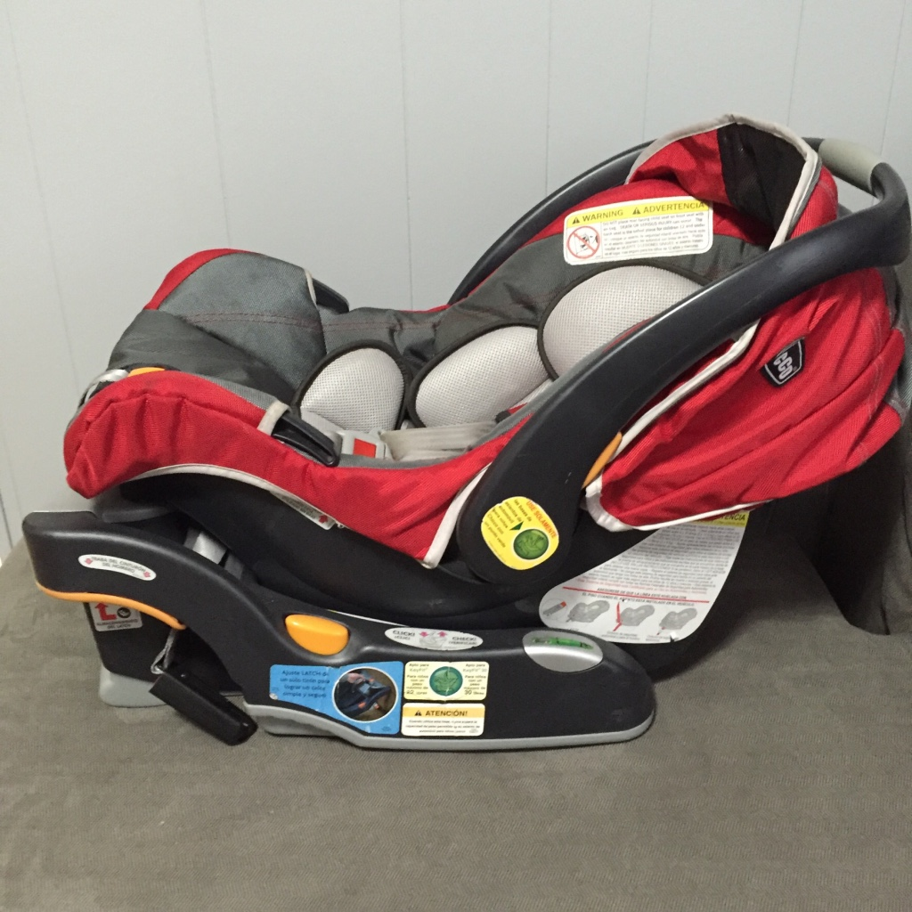 Toys R Us Chicco Car Seat Base