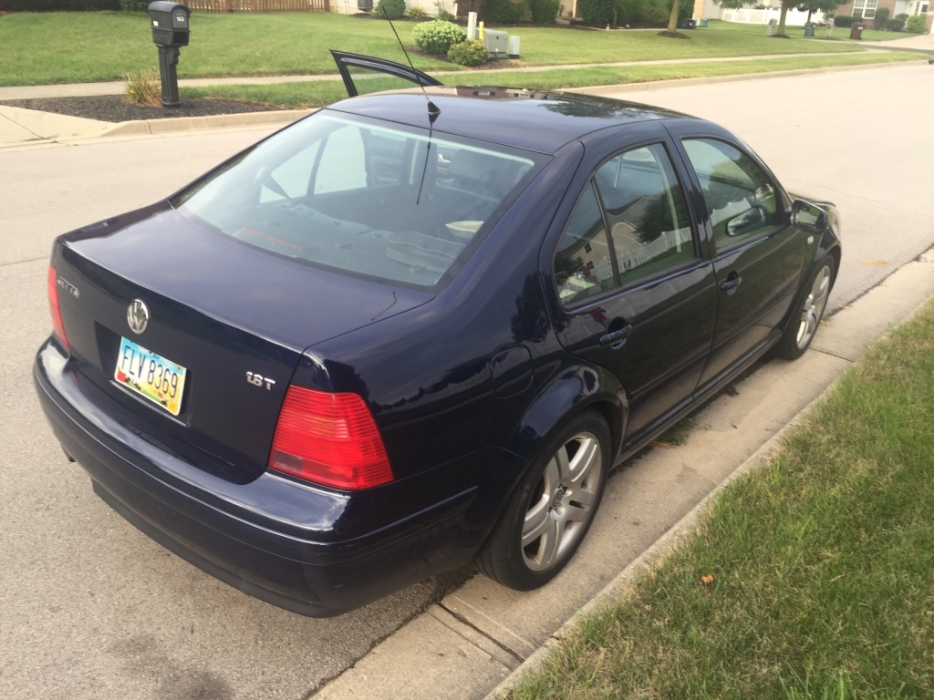 letgo 2001 vw jetta 1 8 turbo in union oh. Black Bedroom Furniture Sets. Home Design Ideas