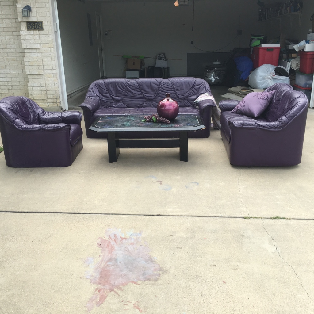 Harker Heights (TX) United States  city images : Home Texas Harker Heights Home and Garden Purple Leather Living Room ...